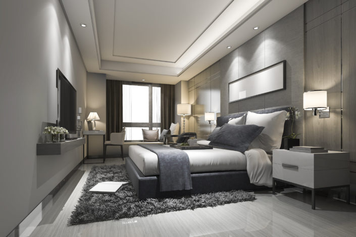 Luksuzna hotelska soba