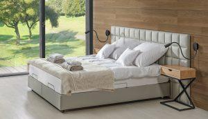 Boxspring krevet